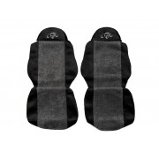 Seat covers for MAN TGA TGL TGM TGS (2 seat belts)