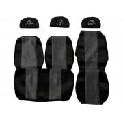 Sitzbezüge Kunstleder  für MAN L 2000 (1+2)