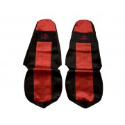 Seat covers for SCANIA 4 SERIES (integrated headrests)