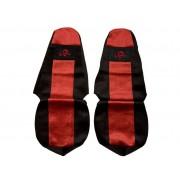 Sitzbezüge Kunstleder  für SCANIA 4 SERIES (integrierte Kopfstützenl)