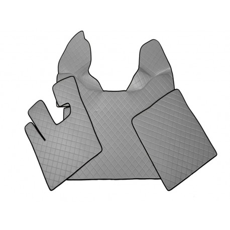Floor mats DAF XF 105 (prod. 2007-2012) - MANUAL