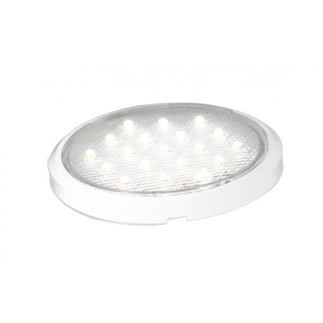 Led innenleuchte innenraumleuchte leuchte lampe 24v rund for Led leuchte rund