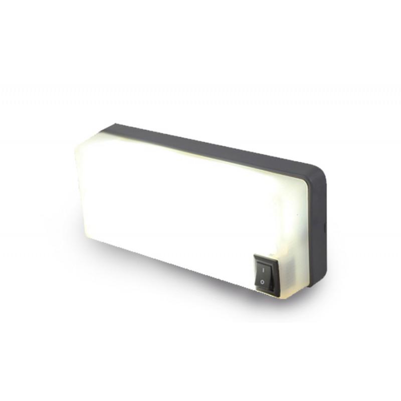 led innenleuchte innenraumleuchte leuchte lampe 12 24v mit schalter lkw zubeh r shop. Black Bedroom Furniture Sets. Home Design Ideas