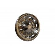 Rückradkappe 22,5 Zoll mit Radmutterkappen