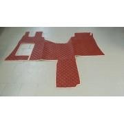 Fußmatten für Mercedes Actros Solostar  MP4