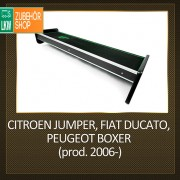 Ablagetisch Citroen Jumper, FIAT Ducato, Peugeot Boxer ab 2006