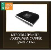 Ablagetisch Mercedes Sprinter, Volkswagen Crafter ab 2006