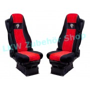 Seat covers for  Volvo FH (2002-12)