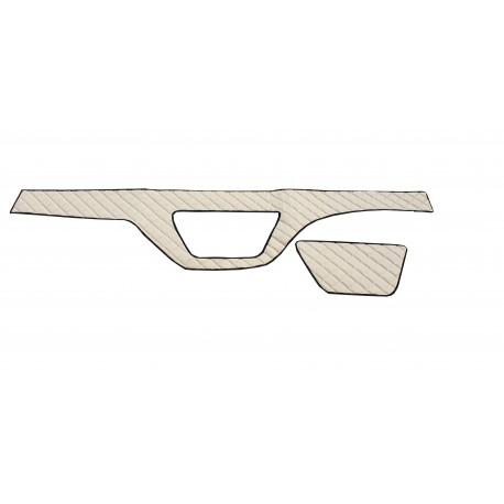 armaturenbrett matte f r daf xf 106 aus kunstleder. Black Bedroom Furniture Sets. Home Design Ideas